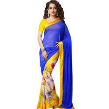 kangana ranaut latest saree stillsbollywood actress traditional saree stills wallpapers actress kangana ranaut hd