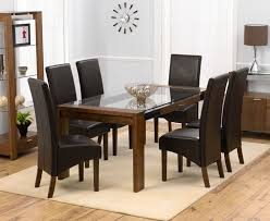 glass dining room set chairs ddt arts and crafts dining room high top dining table and chairs