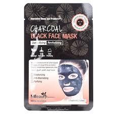 <b>Восстанавливающая детокс</b>-<b>маска для</b> лица. MBeauty Charcoal ...