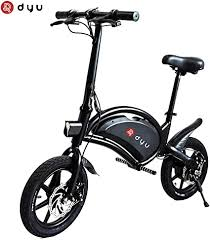Flott <b>DYU D3F</b> Folding 14 Inch <b>Electric</b> Bike <b>Electric</b> Bike <b>Electric</b> ...