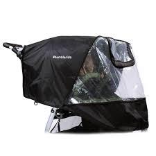 <b>Bumbleride</b> Rain Cover <b>дождевик</b> для колясок <b>Indie</b> Twin