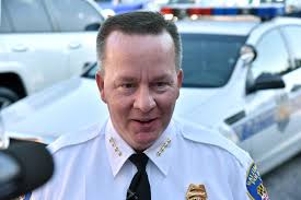 davis wants chance to lead baltimore police department for long davis wants chance to lead baltimore police department for long term baltimore sun
