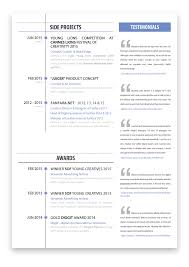cv template your cv project template cv2 png
