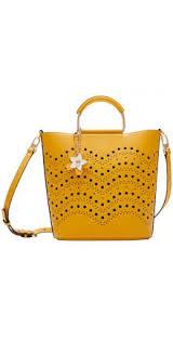 Купить <b>Сумка Xiaomi Carry O</b> French Leather Bag (желтый) в СПб ...