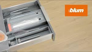 AMBIA-LINE film dispenser: dispenser for <b>cling</b> film and <b>foil</b> | Blum ...
