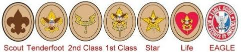 Image result for boy scout rank patch