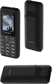 Мобильный <b>телефон MAXVI P1</b> Black-black — купить в интернет ...