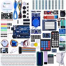 ELEGOO <b>UNO R3</b> Project Complete <b>Starter Kit</b> with Tutorial for ...