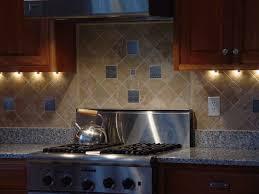 kitchen backsplash stainless steel tiles: image of modern metal kitchen backsplash ideas