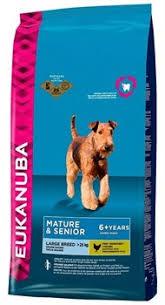 <b>Eukanuba</b> - <b>Сухой корм</b> для зрелых и пожилых собак крупных ...