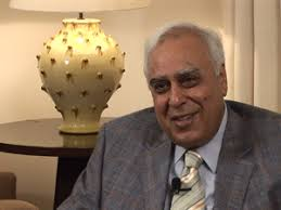 Shri Kapil Sibal, Minister of Law and Justice