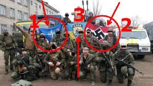 Risultati immagini per foto disordini nel Donbass Ucraina