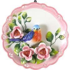 <b>Тарелка декоративная Lefard</b>, <b>Птица</b>, 20 см, с рисунком — купить ...