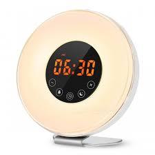 <b>3D LED Digital</b> Alarm Clock <b>Wall Clock</b> Backup Snooze ...