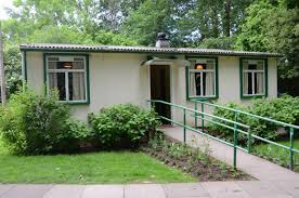 Prefab, St Fagans National History Museum, Cardiff, Wales. Pic by Robert Snowden - click picture to see original