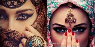 new arabic makeup looks 2016