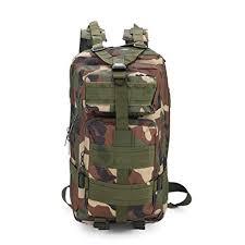 <b>Military</b> Tactical <b>Backpack</b>, Waterproof Lightweight <b>Tactical Assault</b> ...