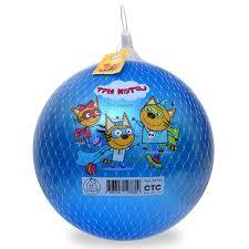 <b>Мяч</b> ЯиГрушка 32 см «<b>Три кота</b>» -1 арт. 59760ЯиГ, 1
