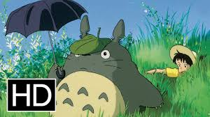 My Neighbor <b>Totoro</b> - Official Trailer - YouTube