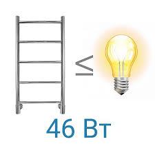 <b>Energy H</b>-chrome G6 800 400 <b>Электрический полотенцесушитель</b>