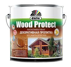 Dufa Wood Protect / Дюфа Вуд Протект <b>Пропитка декоративная</b> ...