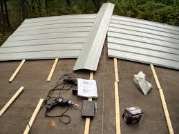 vent sink roof laying metal pajpg laying metal