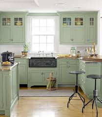 cabinets painted green sage winsome color