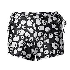 Shorts for Women Plus Size Gibobby <b>Womens Elastic High</b> Waist ...