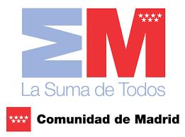 Resultado de imagen de bandera de la comunidad de madrid