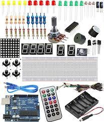 Sintron] New! Medium UNO R3 Starter Kit for Arduino <b>AVR MCU</b>