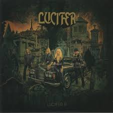 <b>LUCIFER Lucifer III</b> vinyl at Juno Records.