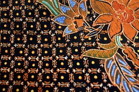 Hasil gambar untuk sketsa motif batik tulis bunga