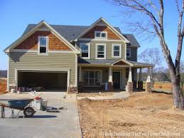craftsman style homes       Craftsman Style Home Plans   The Fun    craftsman style homes       Craftsman Style Home Plans   The Fun Times Guide to Home Building Cedar Shakes under gables  Prairie Style windows wit