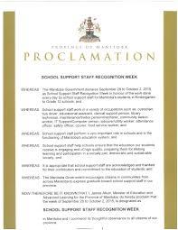 brandon school division proclamation jpg
