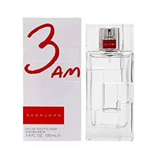 Sean John 3 Am Eau de Toilette Spray for Men, 3.4 ... - Amazon.com