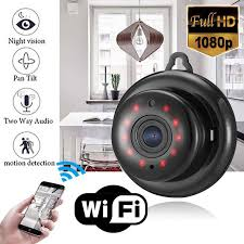Buy <b>Full</b> HD 1080P Mini Wireless WIFI IP Spy Camera Night Vision ...