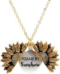 Sloong You Are My Sunshine Inspiring Engraved ... - Amazon.com