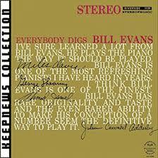 <b>Everybody</b> Digs <b>Bill Evans</b>