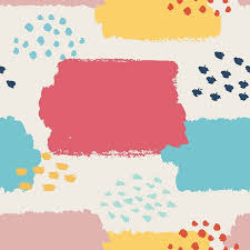 <b>Abstract</b> Seamless Pattern. Illustration For <b>Fashion</b> Design. Cute ...