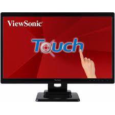 """ViewSonic TD2220-2 22"""" Full <b>HD</b> LED тач-<b>монитор</b> с 2-точечным ..."""