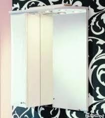 "<b>Зеркало</b>-<b>шкаф Акватон</b> ""<b>ДЖИММИ 57</b>"" левый от компании ..."
