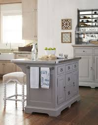 Paula Deen Kitchen Cabinets Paula Deen Dogwood Cobblestone Island Woodstock Furniture