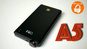 <b>FiiO</b> A5 | Обзор <b>усилителя для наушников</b> [Наследник <b>FiiO</b> E12 ...
