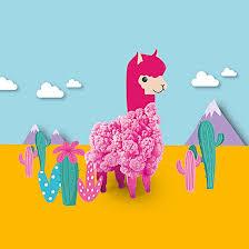 Llama <b>Crystal Pet</b> - from Gift Republic