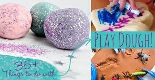 35+ Ways to Pretend, Create & Learn with <b>Play Dough</b>! | Fine Motor