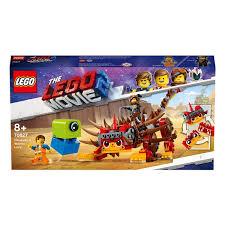 <b>LEGO 70827 The Lego Movie</b> 2 Ultrakatty & Warrior Lucy - Smyths ...