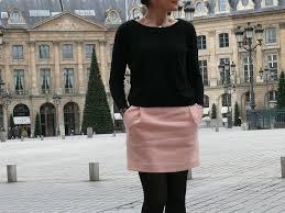 """Résultat de recherche d'images pour """"jupe rose poudré"""""""