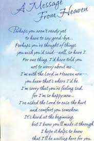 """To My MOM """" Today Is Her 1st Birthday In HEAVEN ! on Pinterest ... via Relatably.com"""