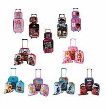 Disney <b>Unisex Children's Polyester</b> Travel Luggage <b>for</b> sale | eBay