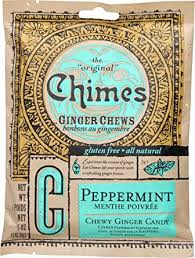Chimes Ginger Chews Peppermint, 5 oz (Pack of 2 ... - Amazon.com